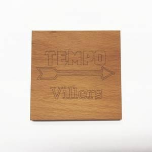 Bilde av Tempo Glassbrikke - Villers